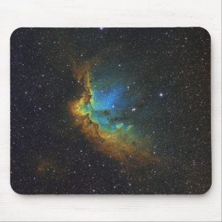NGC 7380 Wizard Nebula NASA Mouse Pad