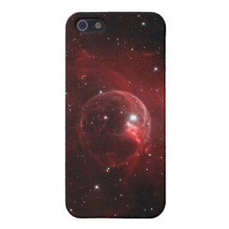 NGC 7635 Bubble Nebula Cassiopeia iPhone SE/5/5s Cover
