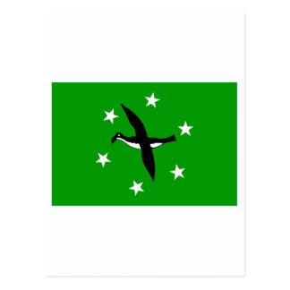Ngchesar Flag Postcard
