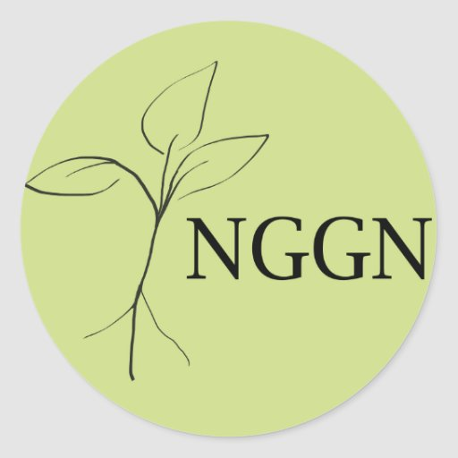 NGGN Sticker Simple