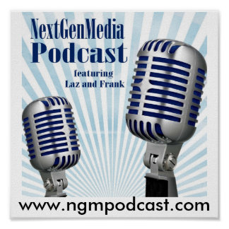 NGMPodcast Poster