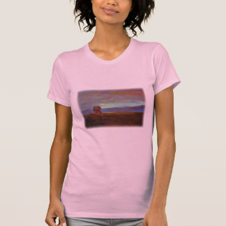 'Ngorongoro Sunset' T-Shirt