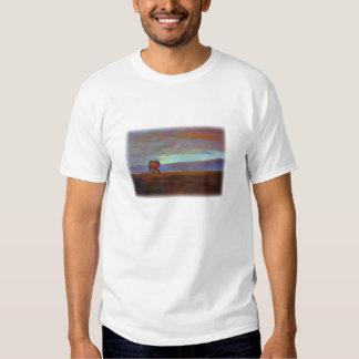 'Ngorongoro Sunset' Tshirts