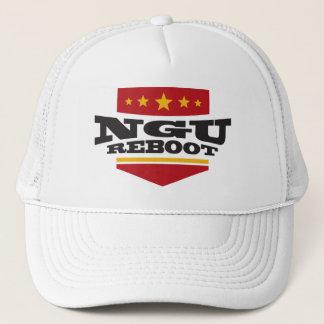 NGU Reboot Headgear Trucker Hat