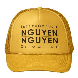 Nguyen / Nguyen Situation Trucker Hat