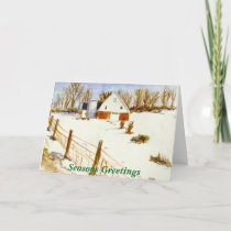 NH1, Seasons Greetings Holiday Card