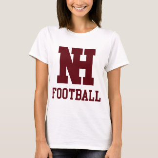 NH Football T-Shirt