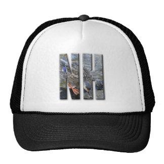 NH NEW HAMPSHIRE TRUCKER HAT