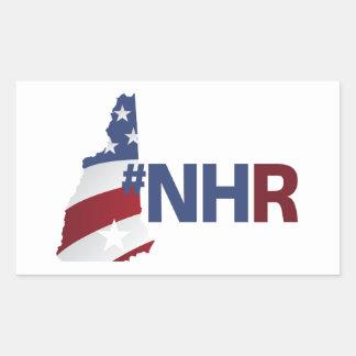 NH Rebellion Hashtag Sticker