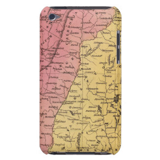NH, Vermont iPod Touch Case