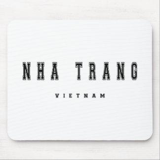 Nha Trang Vietnam Alfombrilla De Ratón