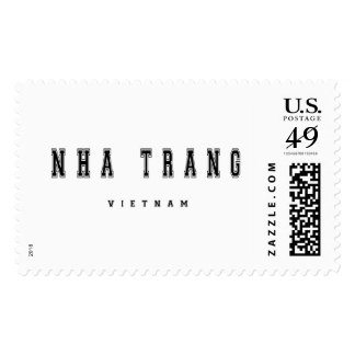 Nha Trang Vietnam Estampillas
