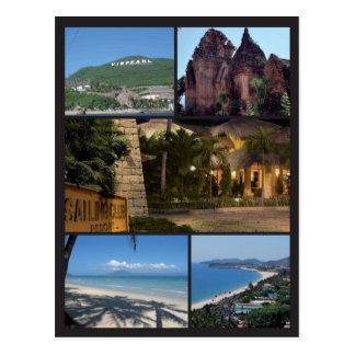 Nha Trang - Vietnam Tarjetas Postales