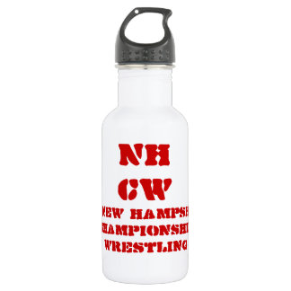 NHCW STAINLESS STEEL WATER BOTTLE