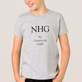 NHG - No Homework Guild T-Shirt