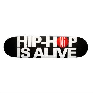 [NHI] Deck: HIP-HOP IS ALIVE Skateboard