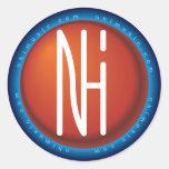 [NHI] Pegatina: Logotipo