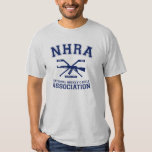 NHRA - National Hockey and Rifle Assoc. T Shirts