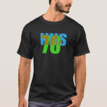 NHS70 graphic T-Shirt