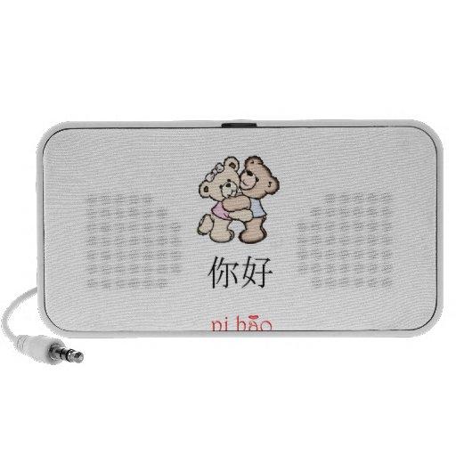 Ni Hao Speakers