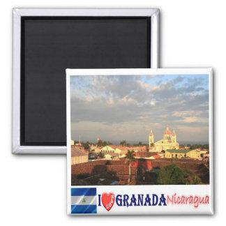 NI - Nicaragua - Granada I Love Magnet