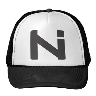 NI-POSITIVEa Trucker Hats