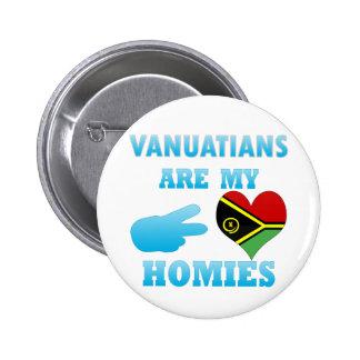 Ni Vanuatus are my Homies 2 Inch Round Button