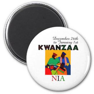 NIA - Purpose 2 Inch Round Magnet