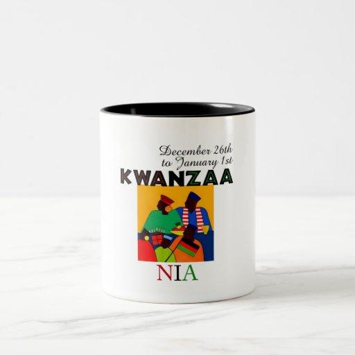 NIA - Purpose Coffee Mugs
