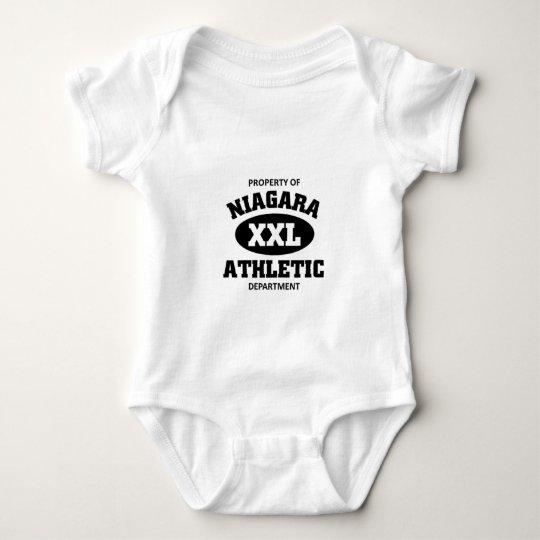 Niagara Athetic Department Baby Bodysuit