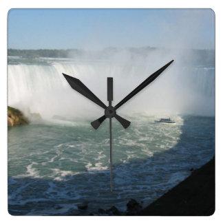 NIAGARA CNTower Canada Toronto Square Wall Clock