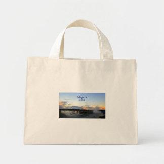 Niagara Falls-1 Mini Tote Bag