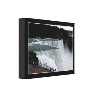 Niagara Falls #1 Wrapped Canvas