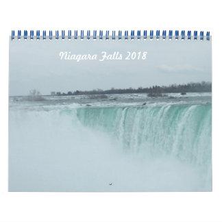 Niagara Falls 2018 Calendar