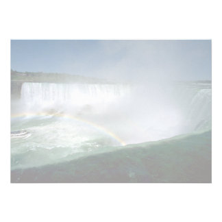 Niagara Falls and Maid of the Mist, New York, USA Personalized Announcement