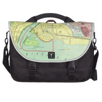 Niagara Falls and Vicinity Vintage Map 1885 Commuter Bags at  Zazzle