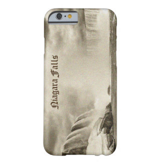 Niagara Falls Antique Sepia Phone Case
