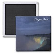 Niagara Falls at Night Magnet