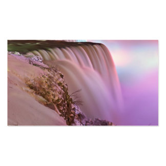 Niagara Falls at Winter from Prospect Point Business Card