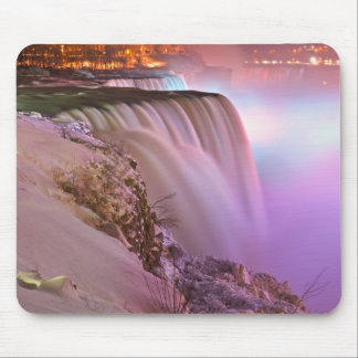 Niagara Falls at Winter from Prospect Point Mouse Pad