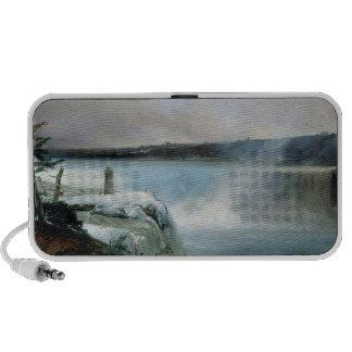Niagara Falls, c.1837-40 (oil on canvas) Mp3 Speakers