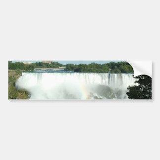 Niagara Falls Pegatina De Parachoque