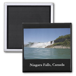 Niagara Falls, Canada 2 Inch Square Magnet
