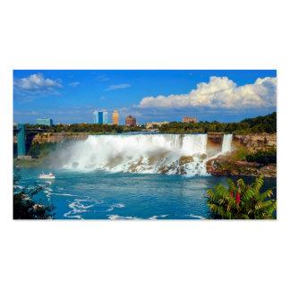 Niagara falls, Canada Business Card