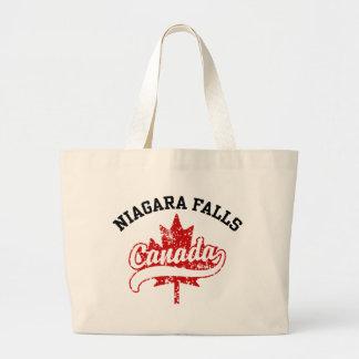 Niagara Falls Canada Canvas Bags