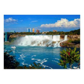 Niagara falls, Canada Large Business Card