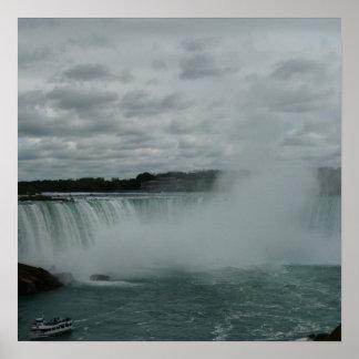 Niagara Falls, Canadá Póster