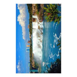 Niagara falls, Canada Stationery