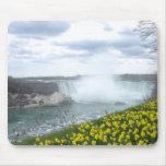 Niagara Falls Canadian Side Mousepads