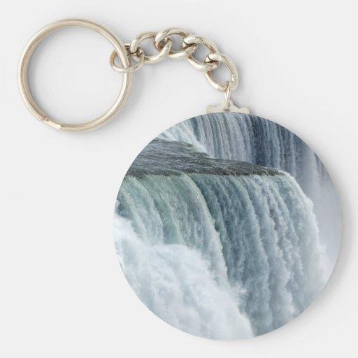 Niagara Falls - Close-up Keychains